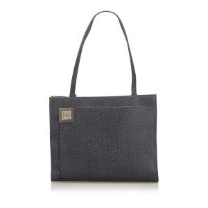 Givenchy Bolso de compra gris oscuro