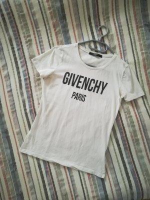 Givenchy Camiseta blanco-negro