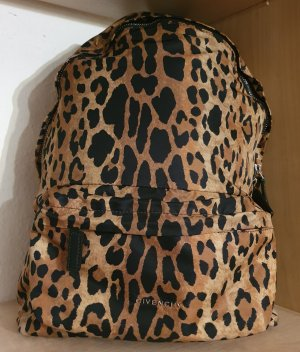 GIVENCHY - Damen - Tasche Rucksack Backpack - Leopard - Animal