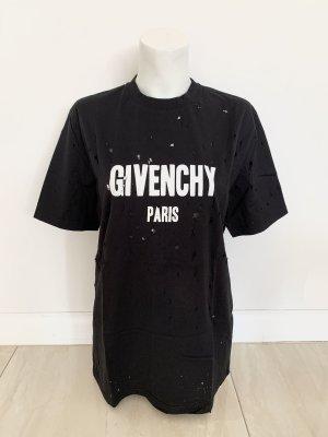Givenchy Camisa holgada negro-blanco