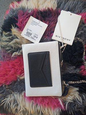 Givenchy Enveloptas wit-zwart