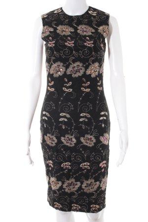 Givenchy Vestido ceñido de tubo multicolor look casual