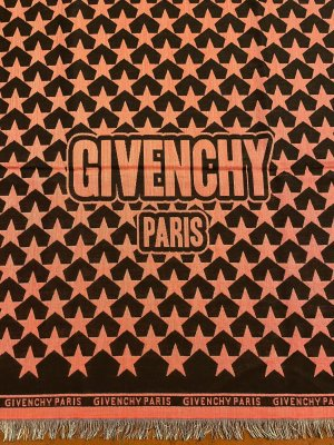 Givenchy Capuchon sjaal rood