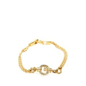 Givenchy Braccialetto sottile oro Metallo