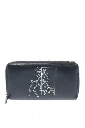 Givenchy Wallet black-white themed print casual look