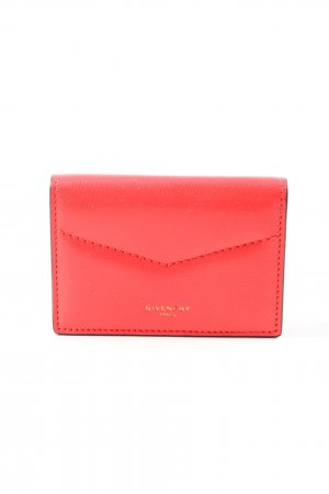 Givenchy Kaartetui rood casual uitstraling