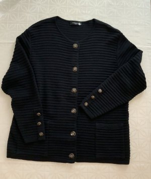 Givenchy Kurtka z dzianiny czarny Kaszmir
