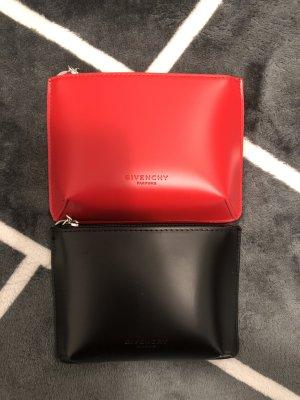Givenchy Minitasje zwart-rood