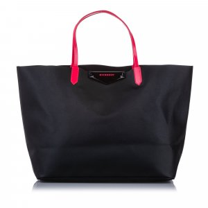 Givenchy Large Leather Antigona Tote Bag