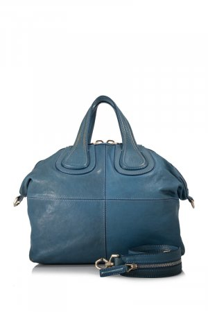 Givenchy Leather Nightingale Satchel