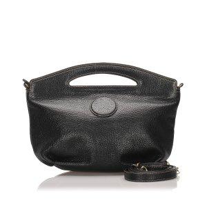 Givenchy Sac porté épaule noir cuir