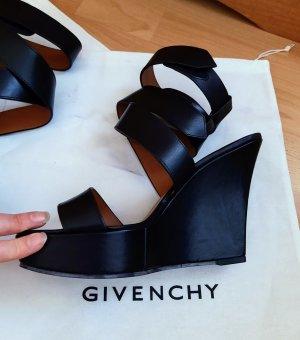 Givenchy Leder Sandalen Neu