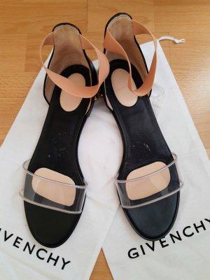 Givenchy Ledersandalen Neuwertig