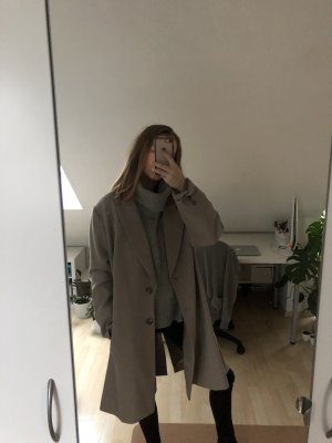 Givenchy Oversized Coat multicolored