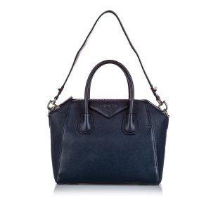 Givenchy Sacoche noir cuir