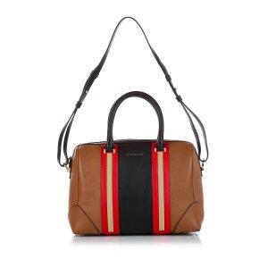 Givenchy Sacoche brun cuir