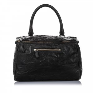Givenchy Satchel black leather