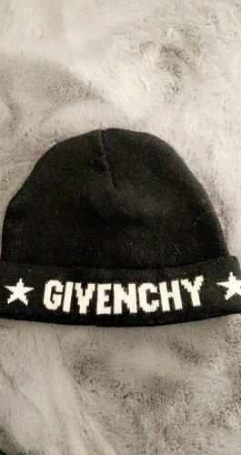 Givenchy Beanie white-black