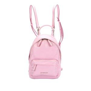 Givenchy Zaino rosa chiaro Pelle