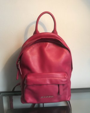 Givenchy Carry Bag raspberry-red-pink leather