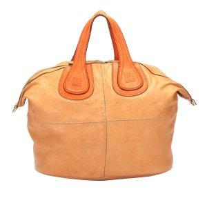 Givenchy Satchel orange leather
