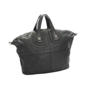 Givenchy Satchel zwart Leer