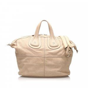 Givenchy Sacoche beige cuir