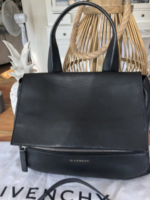 GIVENCHY Pandora Bag aus Leder in Schwarz