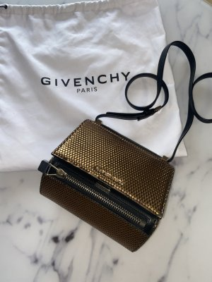 Givenchy Pandora Box Bag Bronze