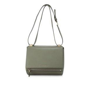 Givenchy Pandora Box Leather Shoulder Bag