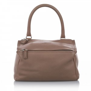 Givenchy Satchel brown leather