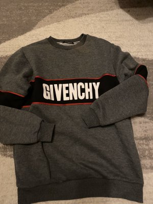 Givenchy Pullover.Westen.Sweatshirts aus Leder Braun