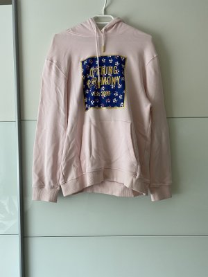 Givenchy Sweter z kapturem różany-różowy
