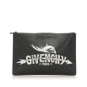 Givenchy PVC Clutch Bag