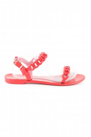 Givenchy Sandalen met bandjes rood casual uitstraling