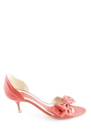 Givenchy Riemchen-Sandaletten rot Elegant