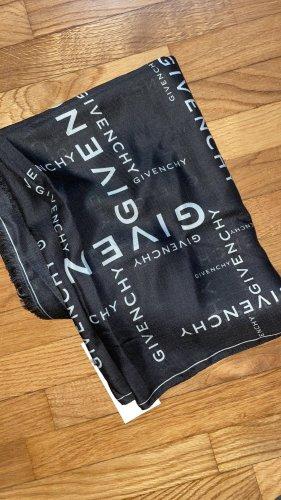 Givenchy Écharpe à capuche noir