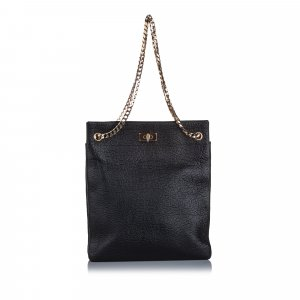 Givenchy Shark Tooth Chain Tote Bag