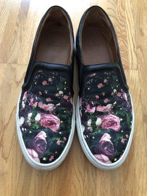 Givenchy Skater Sneakers Gr. 41 aus Leder