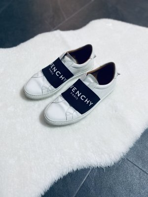 Givenchy Slip-on Sneakers white-black