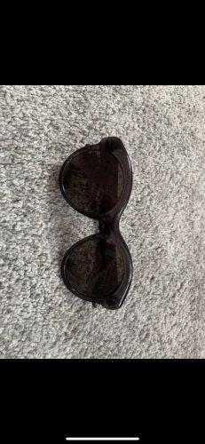 Givenchy Occhiale da sole ovale nero
