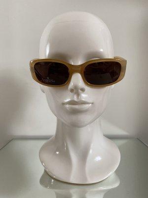 Givenchy Gafas de sol cuadradas color oro