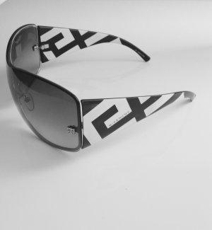 GIVENCHY Sonnenbrille Damen Schwarz/Weiß SGV218