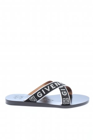 "Givenchy Beach Sandals ""Logo Strap Sandals"""