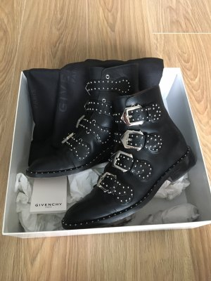 Givenchy Studded Ankle Boots 37,5 (38) Schwarz