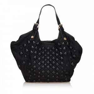 Givenchy Bolsa Hobo negro Nailon
