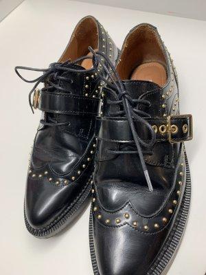 & other stories Sznurowane buty czarny