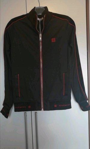 Givenchy Chaqueta deportiva negro-rojo