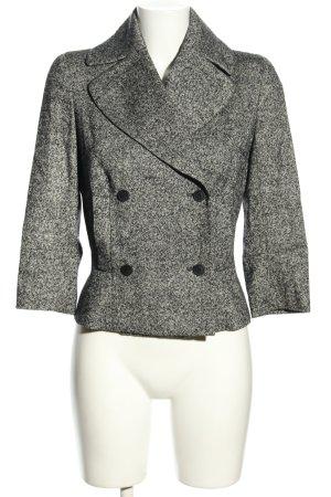 Givenchy Tweedowa marynarka jasnoszary Melanżowy W stylu biznesowym