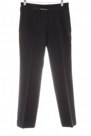 Givenchy Wollhose schwarz Business-Look